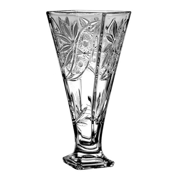 Liliom * Crystal Vase 28 cm (Cs17550)