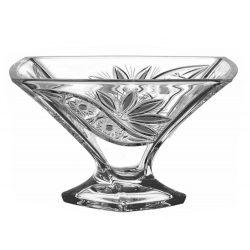 Liliom * Crystal Bowl 22 cm (Cs17551)