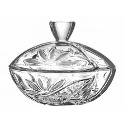 Liliom * Crystal Cover box 18 cm (Smi17565)