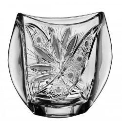 Liliom * Crystal Vase H 18 cm (Orb17599)