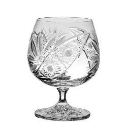 Liliom * Crystal Brandy glass 250 ml (L17611)
