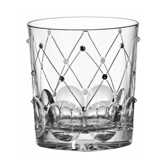 Pearl * Crystal Whisky glass 300 ml (Tos17813)