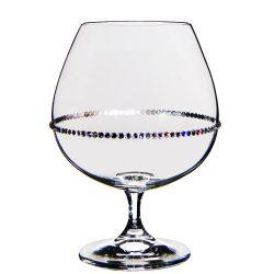 Pearl * Crystal Brandy glass 690 ml (GasGV17831)