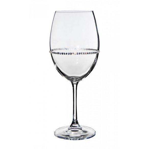 Pearl * Crystal Wine glass 580 ml (GasGV17836)
