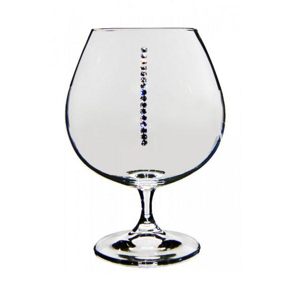 Pearl * Crystal Brandy glass 690 ml (GasGF17841)
