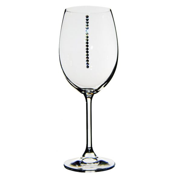 Pearl * Crystal Wine glass 450 ml (GasGF17845)
