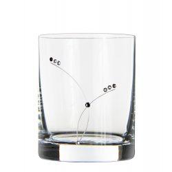 Pearl * Crystal Whisky glass 320 ml (GasGD17853)