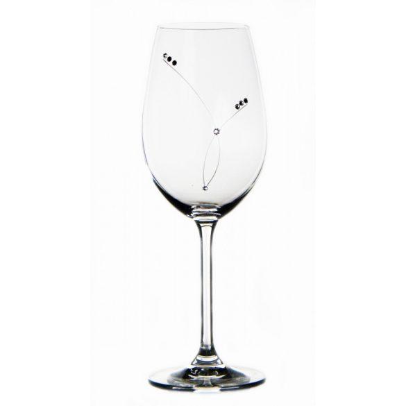 Pearl * Crystal Wine glass 350 ml (GasGD17855)