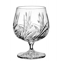 Viola * Crystal Brandy glass 250 ml (L17911)