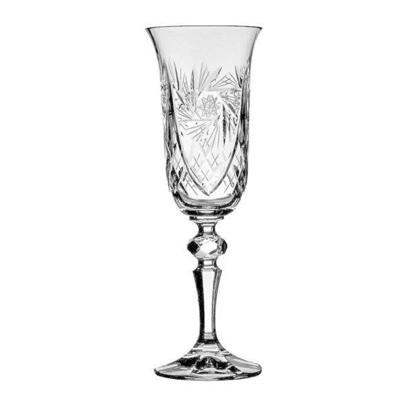 Victoria * Crystal Champagne glass 150 ml (L18007)