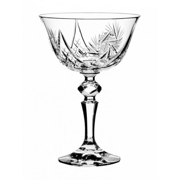 Victoria * Crystal Champagne stemware (LCsé18008)