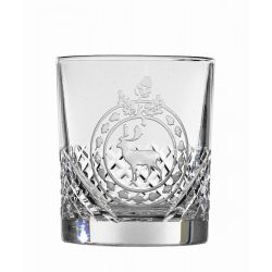 Hunter * Crystal Shot glass 60 ml (Toc18210)