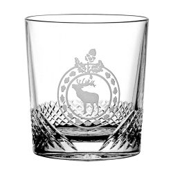 Hunter * Crystal Whisky glass 300 ml (Tos18213)