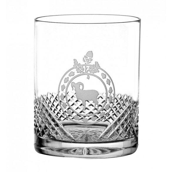 Hunter * Crystal Whisky glass 320 ml (Gas18216)