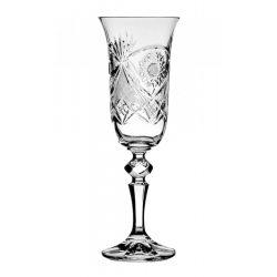 Kőszeg * Crystal Champagne glass 150 ml (L18307)