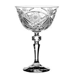 Kőszeg * Crystal Champagne stemware (LCsé18308)