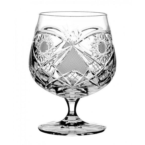 Kőszeg * Crystal Brandy glass 250 ml (L18311)