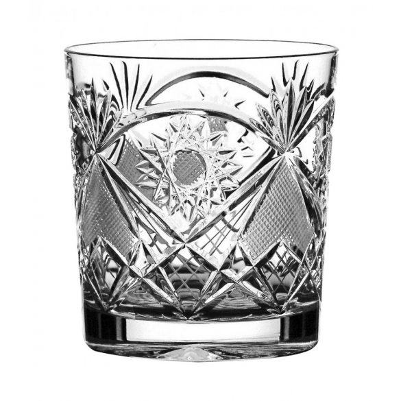 Kőszeg * Crystal Whisky glass 300 ml (Tos18313)