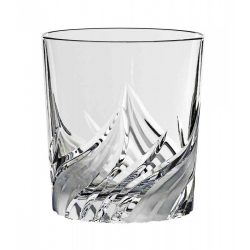 Fire * Crystal Whisky glass 300 ml (Tos18613)