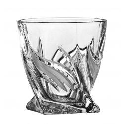 Fire * Crystal Whisky glass 340 ml (Cs18617)