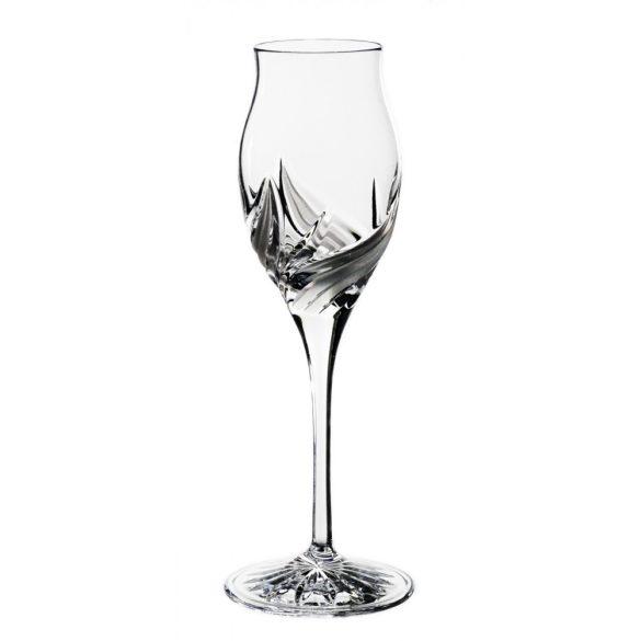 Fire * Crystal Grappa glass 100 ml (Invi18631)
