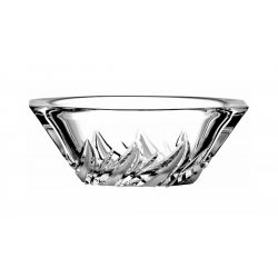 Fire * Crystal Oval bowl 17,5 cm (Gon18649)
