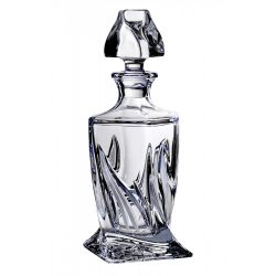 Fire * Crystal Whisky bottle 400 ml (Cs18658)