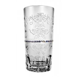 Royal * Crystal Tumbler glass 330 ml (Tos18915)