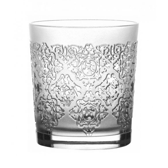 Lace * Crystal Whisky glass 300 ml (Tos19113)