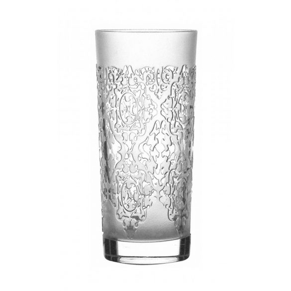 Lace * Crystal Tumbler glass 330 ml (Tos19115)
