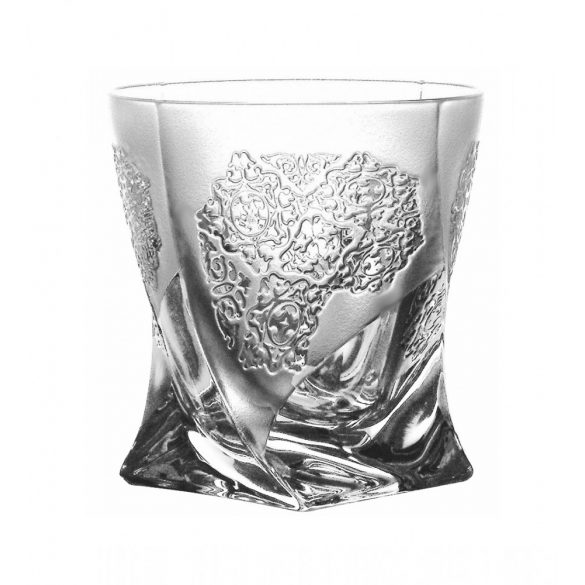 Lace * Crystal Whisky glass 340 ml (Cs19117)