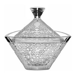 Lace * Crystal Cover box 18 cm (Tri19163)