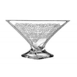 Lace * Crystal Bowl 32,5 cm (Cs19183)