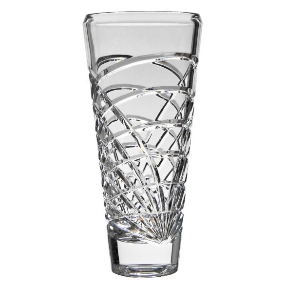 Modern * Crystal Vase 30,5 cm (Cam19364)