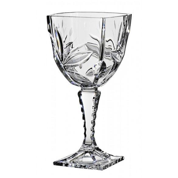 Viola * Crystal Goblet glass 300 ml (Ar19505)