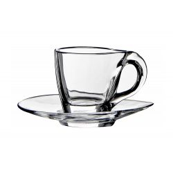 Coffee * Crystal Coffee glass 100 ml (Coffee39692)