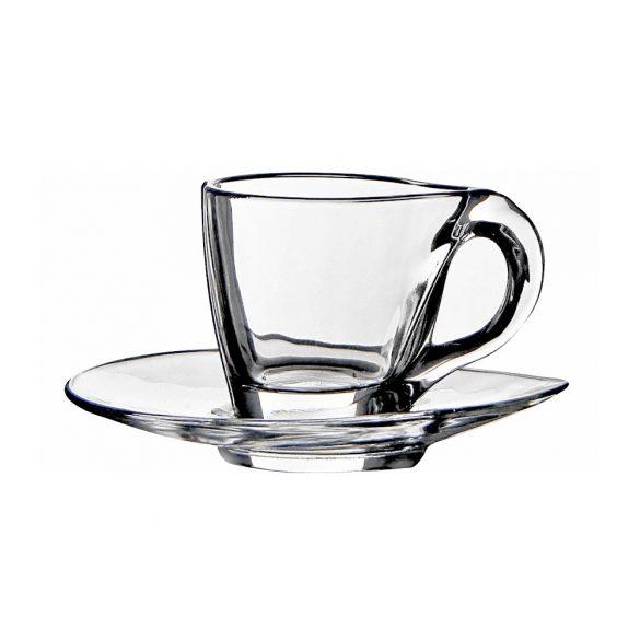 Coffee * Crystal Coffee glass 100 ml (Coffee39692)