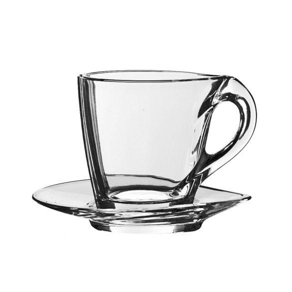 Coffee * Crystal Cappuccino set 260 ml (Coffee39693)