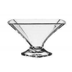 Quad * Crystal Bowl 22 cm (Quad39820)