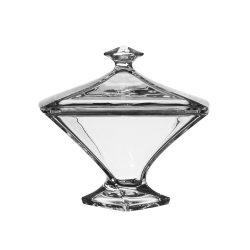Quad * Crystal Bonbonier 22,5 cm (Quad39823)