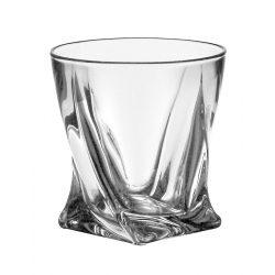 Quad * Crystal Whisky glass 340 ml (Quad39842)