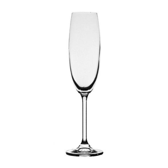 Gas * Crystal Flute stemware 220 ml (Gas39859)