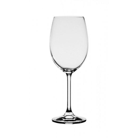 Gas * Crystal Red wine stemware 450 ml (Gas39862)