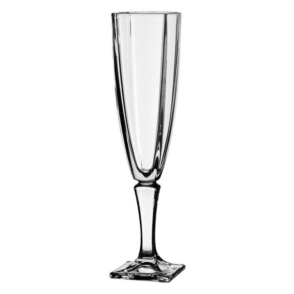 Are * Crystal Champagne flute glass 140 ml (Are39907)