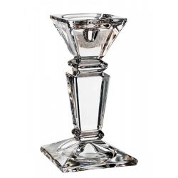 Emp * Crystal Candle holder 20,5 cm (Emp39962)