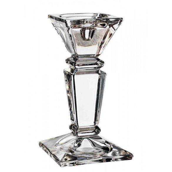 Emp * Crystal Candle holder 20,5 cm (Emp39962)